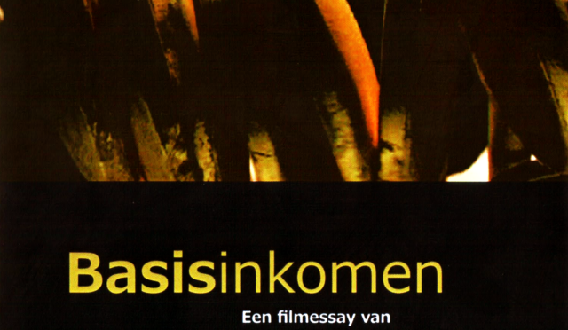 DVD Basisinkomen -UITVERKOCHT